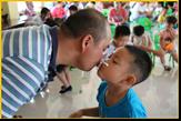 深圳親子游基地項目介紹_傳吸管親子趣味項目規則