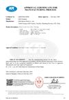 韩国KR船级社证书