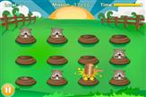 深圳親子基地推薦幼兒學小學班級親子活動游戲項目-真人打地鼠