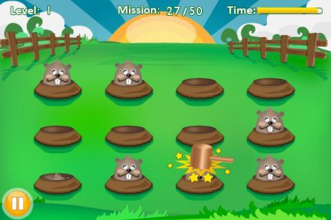 深圳亲子基地推荐幼儿学小学班级亲子活动游戏项目-真人打地鼠