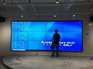 多媒体数字展厅展馆拼接屏触摸屏互动