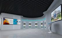 设计安装企业展厅触摸一体机要注意什么?