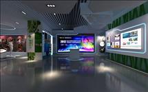 越来越多的博物馆纪念馆展厅运用激光感应投影互动触摸屏