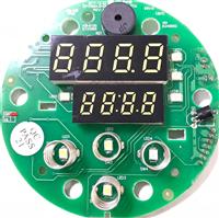 白光LED數碼管應用于Dolim小家電產品