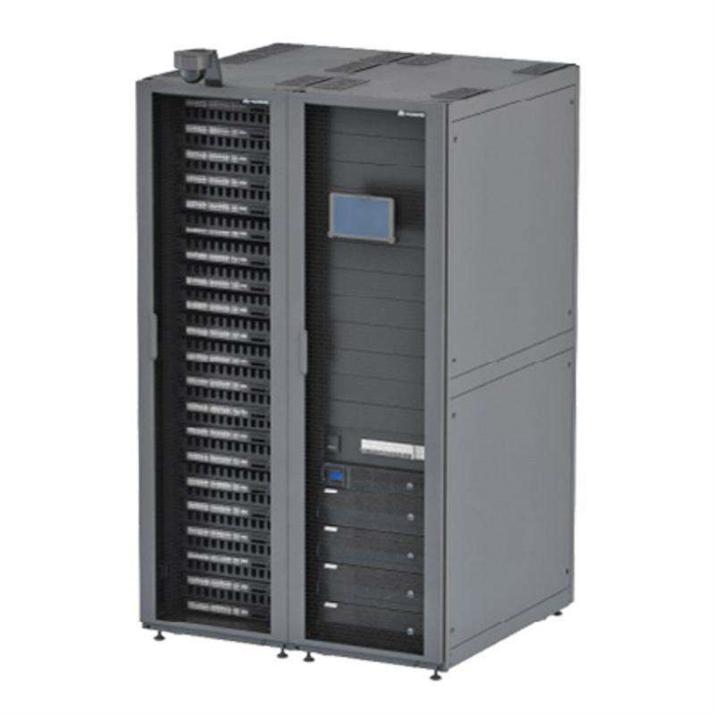 华为UPS微模块在中国泰尔实验室进行了全面性能