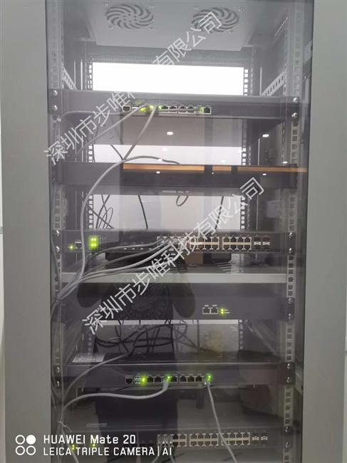廣州某部隊數字電視系統+IPTV電視雙系統