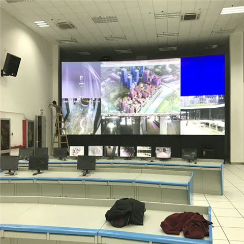 宝星综合体监控中心