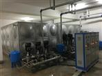 珠海横琴新区50吨不锈钢水箱安装完工