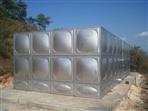 广州市131立方不锈钢方形水箱安装完工