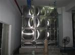 肇庆地产项目90吨不锈钢消防水箱完工交收