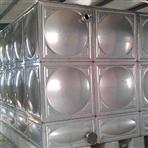 肇庆怀集工地2个30吨水箱完工
