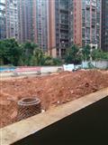望城区东方明珠三期停车场整体交通设施工程
