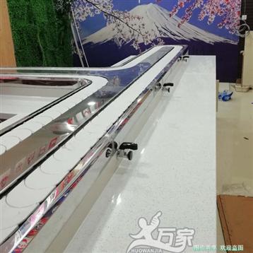 亚克力回转寿司设备 整体效果不要太好!