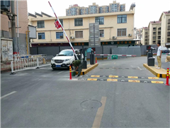 高桥水暖城交通防护设施工程