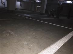 湖南省华容县金建雅苑地下停车场标线工程
