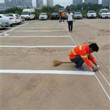 长沙市公共卫生中心停车场工程