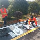 长沙跳马道路提质改造项目