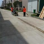 湖南株洲市 高科 新马金谷 工业园划线交通设施工程
