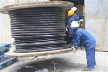 新兴县电力电缆铺设施工队