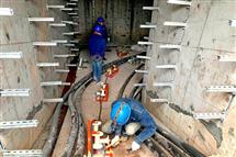 云安县电力电缆铺设施工队